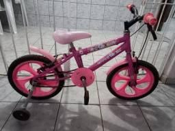 Bicicleta infantil - Princesas