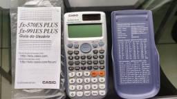 Título do anúncio: Calculadora Científica Casio<br><br>