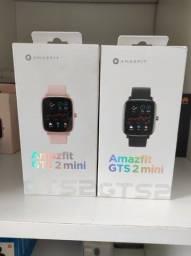Smartwatch Amazfit Gts 2 Mini Rosa/Preto