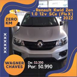 Renault Kwid Zen 0KM