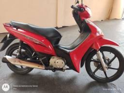 Título do anúncio: Biz 125cc EX 2016 Flex Vermelha