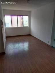 Apartamento para Venda em Rio de Janeiro, Taquara, 2 dormitórios, 1 banheiro, 1 vaga