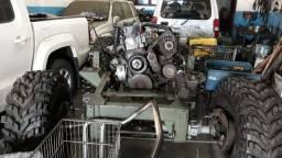 Vendo motor mwm sprint mecanico 2.8 4.07 TCA revisado