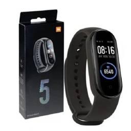 Relogio Smartwatch Pulseira Inteligente Smartband M5