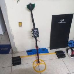Detector de metal pouco usado