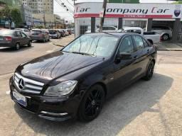 Título do anúncio: Mercedes Benz C180 2012  noooova!!!