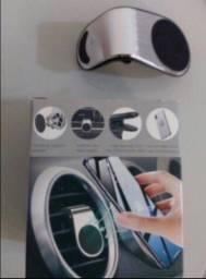 Suporte de celular para carro - suporte magnético com ima