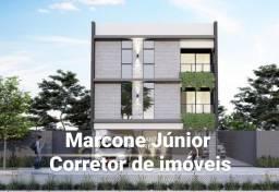 Título do anúncio: Lindo apartamento térreo de dois quartos no bairro do Bessa - João Pessoa - PB