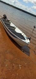 Barco 6m plataformado.