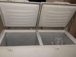 Freezer  cooler h500 duas tampas