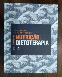 Livro Tratado de Nutrição e Dietoterapia Usado