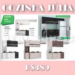 Armário de cozinha Júlia armário de cozinha Júlia - 2134