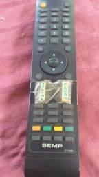 Título do anúncio: Controle de TV Semp 32 plg