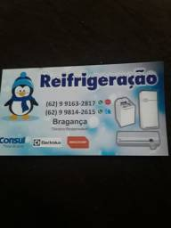 Consertos de geladeiras