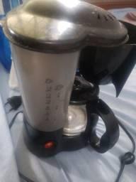 Cafeteira britania, 220 v, preco promocional