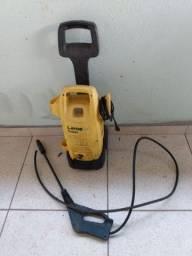 Lavadora de alta pressão, utizar as peças