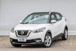 Nissan Kicks S 1.6 manual 2018 IPVA 2021 PAGO