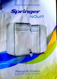 Ar condicionado Springer Portátil