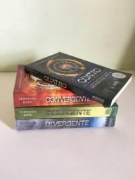Coleção completa Divergente