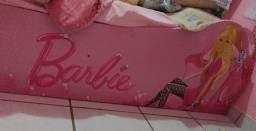 cama da Barbie/ colchão