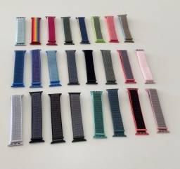 Apple Watch pulseiras Nylon