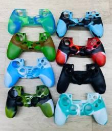 Capa Para Controle Ps4 e Xbox One