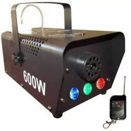 Máquina de fumaça 600w