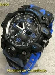 G-Shock Mudmaster Camuflado Azul