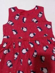 Vestido infantil tip top TAM 4 anos