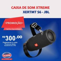 Caixa de Som Portátil Xtreme Xertmt S6  ? Entrega grátis