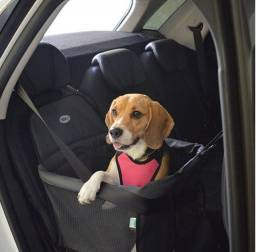 Título do anúncio: Vendo cadeira de transporte pet