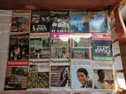 Título do anúncio: Coleção revista Fluminense 64 a 79