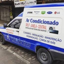 Ar Condicionado Manutenção Instalação