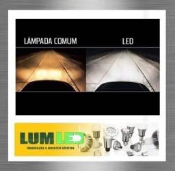 LED Automotivo HB3 2D 6000K 12-24V Super Branco ? Carro e Caminhao