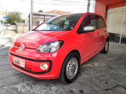 VW UP! TSi  Red 2017