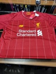 Camisa Liverpool - Tailandesa Tam G