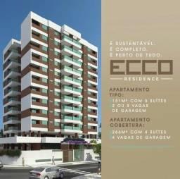 Edf ECCO ponta verde - av. deputado jose lages até 131m² - ultimas unidades - financiament