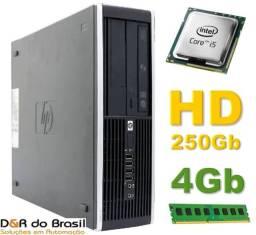 HP Compaq Elite 8300 - Core i5 3470 3.2 GHz - 4 GB - HDD 250 GB