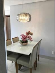 Título do anúncio: Mesa de jantar nova 4 pintura laka e madeira