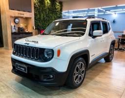 Jeep Renegade Longitude 1.8 Flex 2018 Completa Top!!!