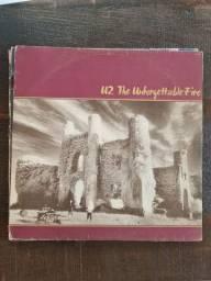 Disco de vinil U2 The Unforgettable Fire