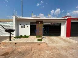 Título do anúncio: Casa com 2 quartos, sendo 1 suíte à venda, 100 m² por R$ 340.000 - Jardim Nova Barra Norte