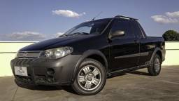 Fiat strada adventure tryon 1.8 8v cab. estendida 2006/2007 flex