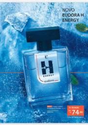 Eudora H Energy Desodorante Colônia
