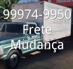 FRETE-MUDANÇA PEQUENA (27) 9.9.9.7.4.9.9.5.0