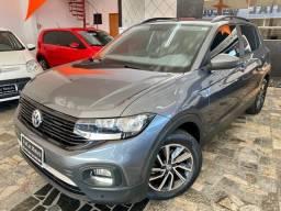 VolksWagen T-Cross 1.0 200 TSI Cinza