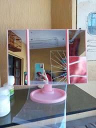 Espelho de led