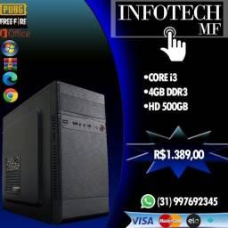 Título do anúncio:  computador i3