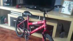 Bicicleta aro 20 caloi