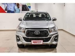 Título do anúncio: Toyota Hilux 2.8 SRV 4X4 CD 16V DIESEL 4P AUTOMÁTICO